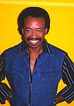 Earth Wind &amp; Fire 1985 Maurice White<br /> &copy; Chris Walter