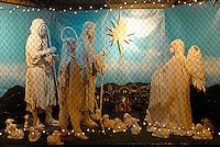 The Santa Monica Nativity Scene:Scene 8 Peace on Earth - First United Methodist Church, on Tuesday, December 12, 2010..