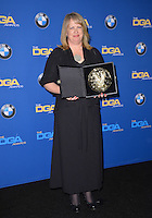 Becky Martin at the 69th Annual Directors Guild of America Awards (DGA Awards) at the Beverly Hilton Hotel, Beverly Hills, USA 4th February  2017<br /> Picture: Paul Smith/Featureflash/SilverHub 0208 004 5359 sales@silverhubmedia.com
