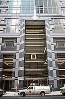 Helmut Jahn: One Liberty Place, Philadelphia.  Photo '88.