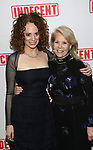 Rebecca Taichman and Daryl Roth attends the Broadway Opening Night Performance of  'Indecent' at The Cort Theatre on April 18, 2017 in New York City.