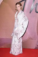 Clara Paget at the Fashion Awards 2016 at the Royal Albert Hall, London. December 5, 2016<br /> Picture: Steve Vas/Featureflash/SilverHub 0208 004 5359/ 07711 972644 Editors@silverhubmedia.com