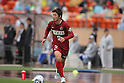 Yuya Osako, (Antlers), April 23rd, 2011 - Football : 2011 J.LEAGUE Division 1, 7th Sec match between Kashima Antlers 0-3 Yokohama Marinos at National Stadium, Tokyo, Japan. The J.League resumed on Saturday 23rd April after a six week enforced break following the March 11th Tohoku Earthquake and Tsunami. All games kicked off in the daytime in order to save electricity and title favourites Kashima Antlers are still unable to use their home stadium which was damaged by the quake. Velgata Sendai, from Miyagi, which was hard hit by the tsunami came from behind for an emotional 2-1 victory away to Kawasaki. (Photo by Akihiro Sugimoto/AFLO SPORT) [1080].