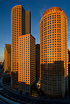 International Place, Sunrise, Boston, MA
