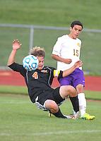 Boys Soccer vs. Broad Ripple SECTIONAL 10-6-14