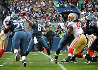 Seahawks vs 49ers