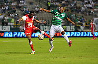 Deportivo Cali vs Independiente Santa Fe 18-10-2015. LA II_2015
