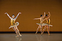 San Francisco Ballet presents Program C, a mixed bill of four pieces, at Sadler's Wells. This piece is: Classical Symphony by Yuri Possokhov.  Dancers in this piece are: Maria Kochetkova, Hansuke Yamamoto, Frances Chung, Carlos Quenedit, Dores Andre, Jaime Garcia-Castilla.