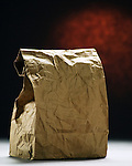 A simple paper bag can contain such mysteries...