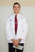 Luke Neill. White Coat Ceremony, class of 2016.