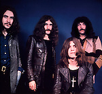 Black Sabbath 1970<br /> &copy; Chris Walter