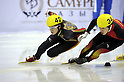 Yuzo Takamido (JPN), JANUARY 31, 2011 - Short Track : the men's 1500m short track skating preliminaries during the 7th Asian Winter Games in Astana, Kazakhstan. (Photo by AFLO) [0006]