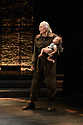 EMBARGOED UNTIL 10PM 16.06.16. London, UK. 13.06.2016. Richard II, by William Shakespeare, directed by Rupert Goold, opens at the Almeida Theatre. Starring Vanessa Redgrave as Queen Margaret and Ralph Fiennes as Richard, Duke of Gloucester. Picture shows: Vanessa Redgrave (Queen Margaret). Photograph © Jane Hobson.