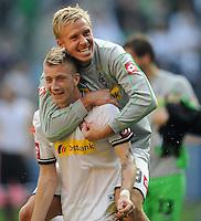 Fussball Bundesliga 2011/12: Borussia Moenchengladbach - 1. FC Nuernberg