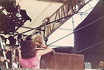 Uriah Heep, Mick Box, Castle Donnington Monsters of Rock 1982 Donnington 1982
