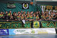 KORFBAL: GORREDIJK: 29-11-2015, LDODK - KZ/Hiltex, uitslag 22-25, ©foto Martin de Jong