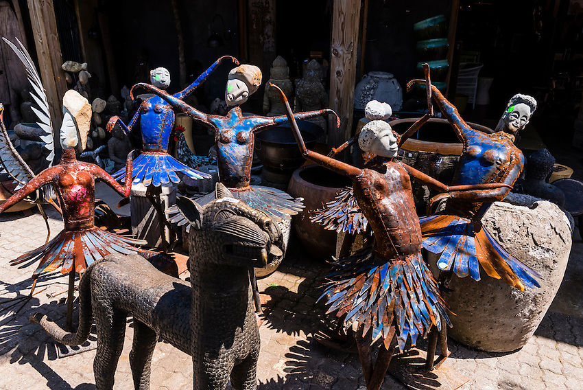 African handicrafts, Amatuli Fine Art, Johannesburg, South Africa.