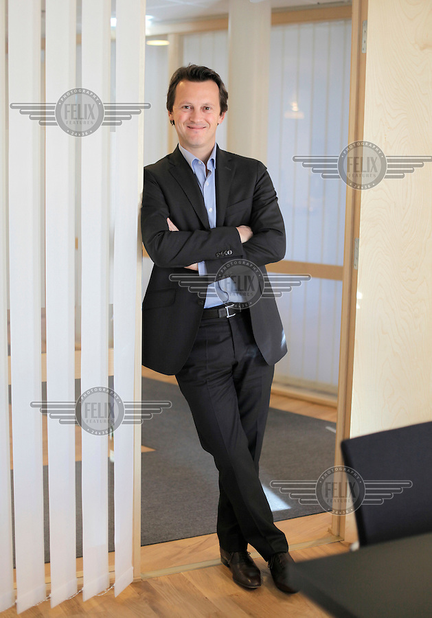 Charles Estève, Corporate Leasing Manager, Steen & Strøm AS.http://www.steenstrom.com