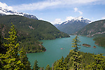 """Known as """"The American Alps,"""" North Cascades National Park, WA, USA, often looks like the Swiss Alps."""