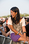 Guest Attends at the 8th Annual Rock The Bells Held on Governors Island, NY 9/3/11