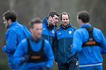 St Johnstone Training&hellip;30.12.16<br />Tommy Wright and Alec Cleland pictured during training this morning ahead of tomorrow&rsquo;s game against Dundee<br />Picture by Graeme Hart.<br />Copyright Perthshire Picture Agency<br />Tel: 01738 623350  Mobile: 07990 594431