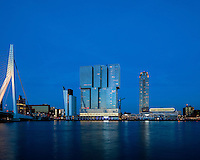 De Rotterdam Vertical City by OMA Rem Koolhaas