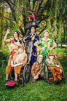Peter Pan by Variety Children's Charity St Louis - publicity images