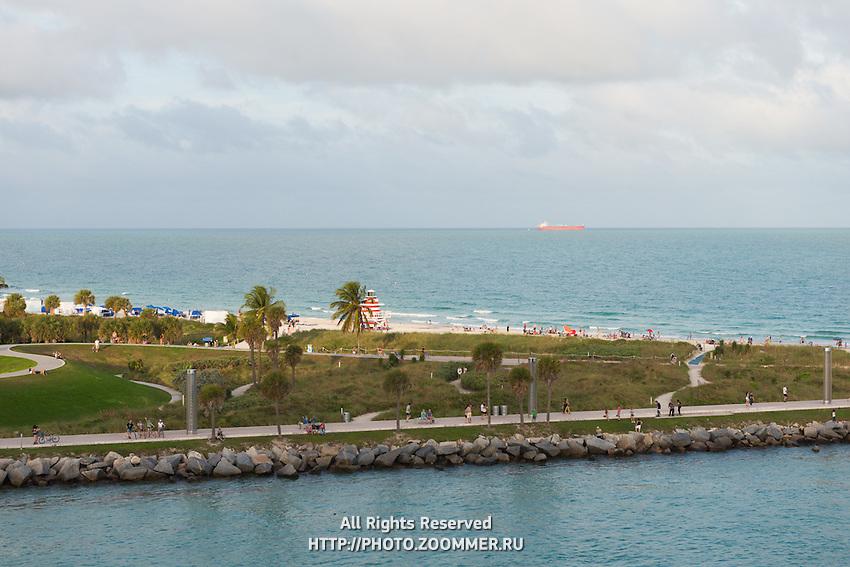 South Pointe Beach, Miami