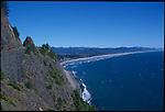 Highway 101 above Rockaway Beach, Oregon