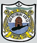 USS Kittiwake Patch
