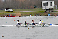 397 EveshamRC J17A.4x‐..Marlow Regatta Committee Thames Valley Trial Head. 1900m at Dorney Lake/Eton College Rowing Centre, Dorney, Buckinghamshire. Sunday 29 January 2012. Run over three divisions.
