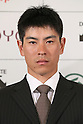 Takayuki Yumira (JPN), May 30, 2012 - Equestrian : Japanese eventing rider Takayuki Yumira ateend press conference about the London 2012 Summer Olympic Games at Hotel Okura in Tokyo, Japan. (Photo by Yusuke Nakanishi/AFLO SPORT) [1090]