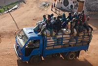 Rooftop transport