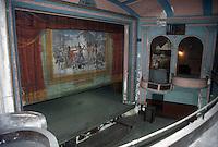1993 February ..Rehabilitation..Attucks Theatre.Church Street..THEATRE STAGE.FROM LEFT BOX SIDE.INTERIOR...NEG#.NRHA#..