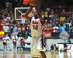 "Ole Miss' Jarvis Summers (32) vs. Auburn at the C.M. ""Tad"" Smith Coliseum on Saturday, February 23, 2013. Mississippi won 88-55. (AP Photo/Oxford Eagle, Bruce Newman)"
