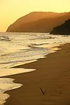 Playa Parreño en Calblanque.