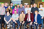Race Night in aid of Anthony Morris who fights Chronie Lyme Disease. Pictured friends supporters and organisers in the Sportsman Bar, Killarney last Saturday night.