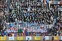 Yokkaichi Chuo Kogyo fans (Yonchuko),.JANUARY 9, 2012 - Football / Soccer :.90th All Japan High School Soccer Tournament final match between Ichiritsu Funabashi 2-1 Yokkaichi Chuo Kogyo at National Stadium in Tokyo, Japan. (Photo by Hiroyuki Sato/AFLO)