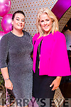 Pictured at the Think Pink Fashion Fundraiser held at Benners Hotel, Tralee on Thursday night, October 27th last were l-r: Laura Reidy (Tralee) and Mary Stapleton Foley (Killorglin).