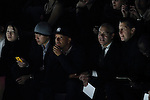 Russell Simmons Front Row at Marc Jacobs 2012 Fall Fashion Show Mercedes-Benz Fashion Week at the NEW YORK STATE ARMORY,   2/13/12