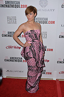BEVERLY HILLS, CA. October 14, 2016: Noomi Rapace at the 30th Annual American Cinematheque Award gala honoring Ridley Scott &amp; Sue Kroll at The Beverly Hilton Hotel, Beverly Hills.<br /> Picture: Paul Smith/Featureflash/SilverHub 0208 004 5359/ 07711 972644 Editors@silverhubmedia.com