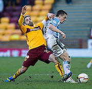 21.02.2015 Motherwell v Dundee