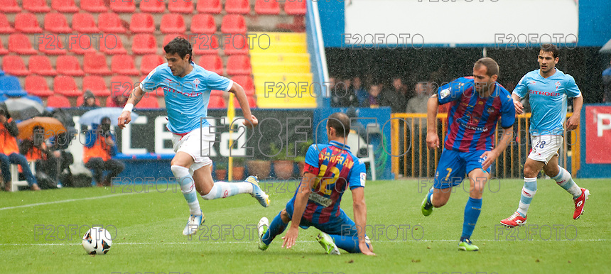 8.Levante - Celta (28-4-2013)