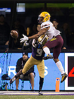 Brandon Beaver was called for pass interference on this play.