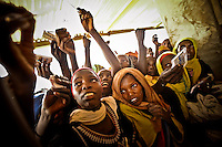 Darfur Refugees & IDPs in Eastern Chad
