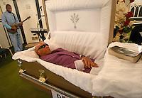Prophet Love's Funeral