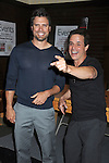 "Joshua Morrow and Christian Jules LeBlanc attends the book signing of "" The Young & Restless LIfe of William J Bell"" by Michael Maloney and Lee Phillip Bell  on June 21, 2012 at The Barnes & Nobles in The Grove in Los Angeles."