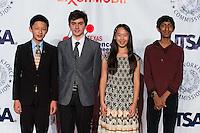 2016 ExxonMobil Texas Science & Engineering Fair Winners