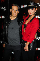 HOLLYWOOD, LOS ANGELES, CA, USA - OCTOBER 30: James Remar, Lisa Remar arrive at the Los Angeles Premiere Of RADiUS-TWC's 'Horns' held at ArcLight Hollywood on October 30, 2014 in Hollywood, Los Angeles, California, United States. (Photo by Celebrity Monitor)