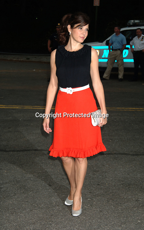 "Marisa Tomei..at The Fresh Air Fund ""Salute to American Heroes"" Spring Gala on June 1, 2006 at Tavern on the Green...Robin Platzer, Twin Images"